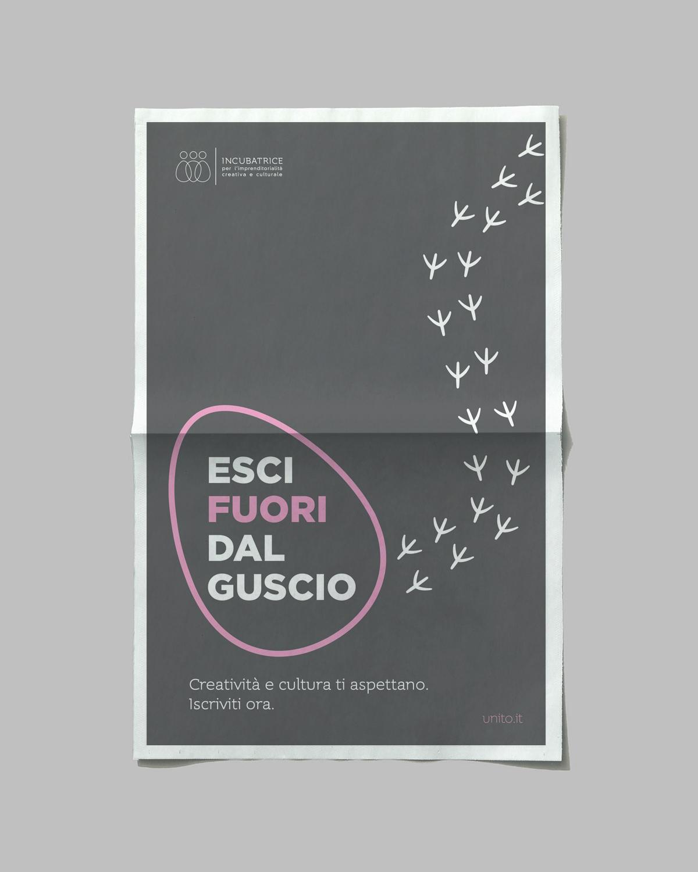 Frigorosso_Unito_NCUBATRICE poster_1